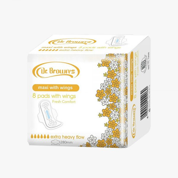 Dr-Brown's-Sanitary-pad-maxi-with-wings-MAXI-1000x1000-Wemy-Products