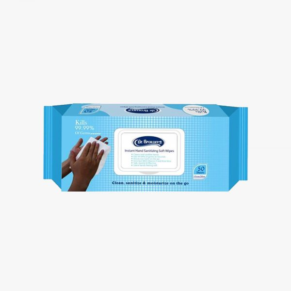 Dr-Brown's-hand-sanitizing-soft-wipes-1000x1000-Wemy-Products