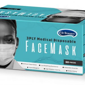3 Ply Medical Disposable FaceMask
