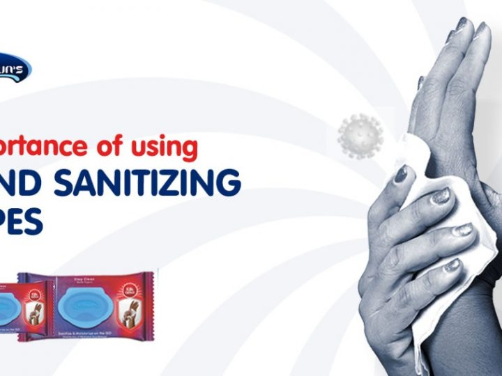 IMPORTANCE OF USING HAND SANITIZING WIPES